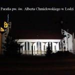 Parafia pw św. Alberta Chmielowskiego.